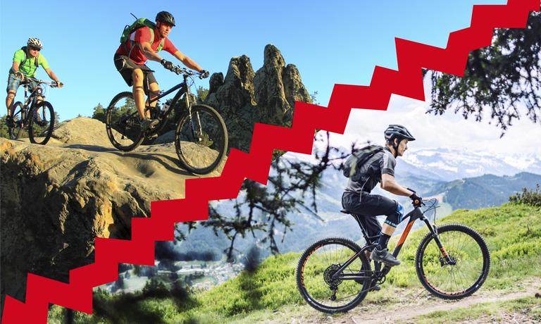 Welches Mountainbike passt zu mir?
