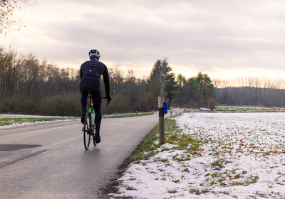 Radpflege im Winter: So einfach schützt du dein Bike richtig