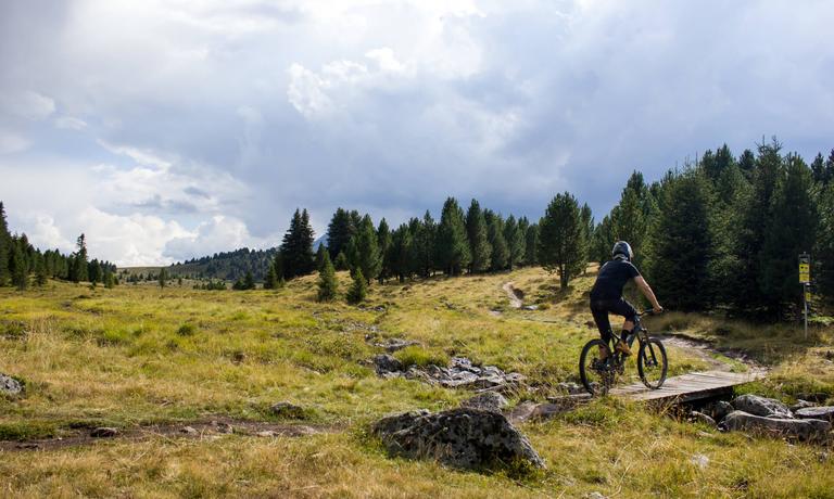 3-Länder Enduro Trails in Nauders am Reschenpass