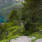 MTB-Spaß auf dem Blindsee-Trail in Lermoos