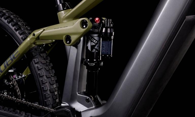 CUBE E-Bikes 2022: Hybrid-Mountainbikes