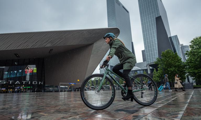 Mit dem Bike zur Arbeit