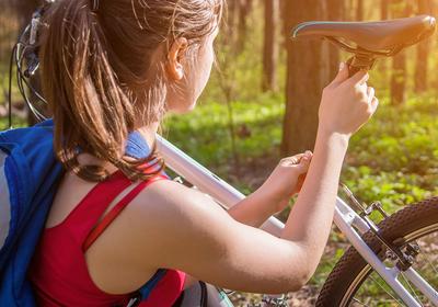 Speck wegradeln: Abnehmen mit dem Fahrrad