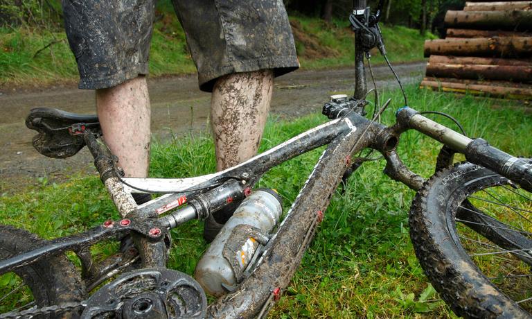 Fahrrad Richtig Reinigen
