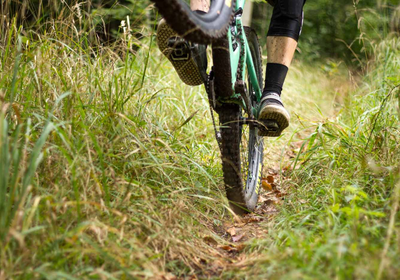 Klick-Pedale fürs Mountainbike
