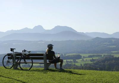 Die schönsten Rennradtouren im Süden von München