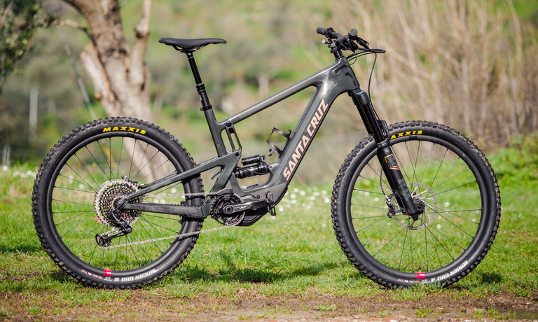 Testbericht: das neue Santa Cruz Heckler E-Bike