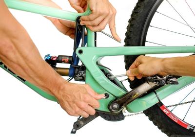 Wartung und Pflege eines MTB Fully