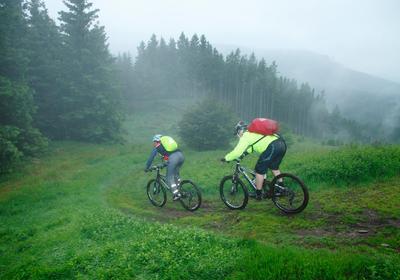 Die besten Wetterberichte für Mountainbiker
