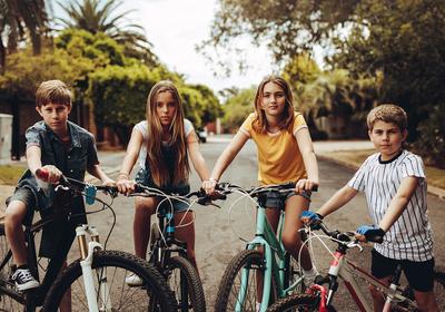 Zeit fürs Jugendrad