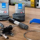 Notfallset: Werkzeuge + Ersatzteile für unterwegs